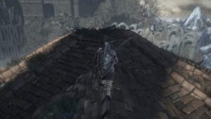 Dark Souls 3 Firelink Shrine Nest
