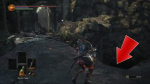 Dark Souls 3 Road of Sacrifices Bridge Secret