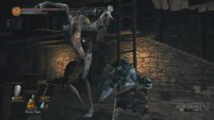 Dark Souls 3 mimic