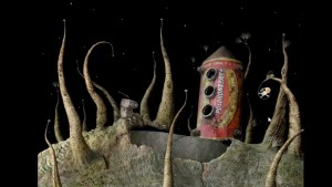 Samorost 2 Little Bug