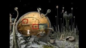 Samorost 2 Little House