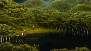 Samorost 3 Part 5 Three Monks