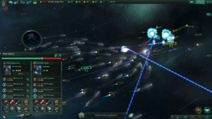 Stellaris Battle