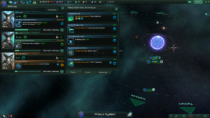 Stellaris Research