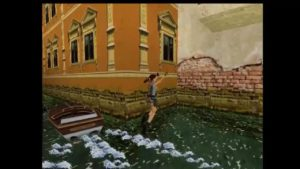 Tomb Raider 2 Level 2 Mine Trap