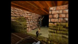 Tomb Raider 2 Level 2 Silver Dragon