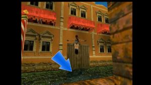 Tomb Raider 2 Level 2 Speedboat Room