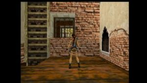 Tomb Raider 2 Level 2 Window