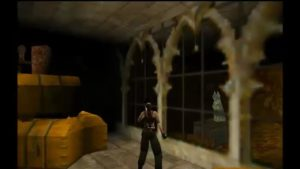 Tomb Raider 2 Treasure Room