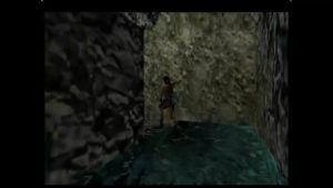 Tomb Raider Level 1 Cave