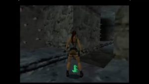 Tomb Raider Level 1 Jade Dragon
