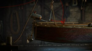 Unravel Chapter 2 Boat