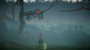 Unravel Chapter 3 Rock in Swamp