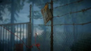 Unravel Chapter 6 Fence