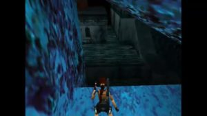 Tomb Raider 2 Level 10 Blue Cave