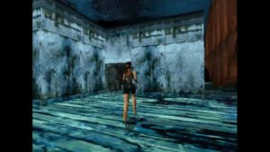 Tomb Raider 2 Level 10 Deck Door