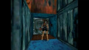 Tomb Raider 2 Level 10 Movable Blocks
