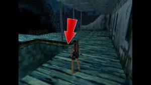 Tomb Raider 2 Level 10 Pool
