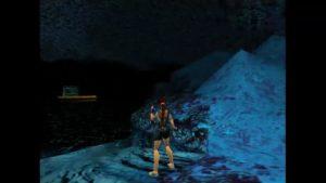 Tomb Raider 2 Level 10 Raft