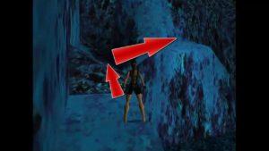 Tomb Raider 2 Level 10 Underwater Lake