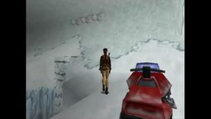Tomb Raider 2 Level 11 Ice Cavern