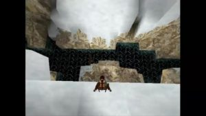 Tomb Raider 2 Level 11 Lake