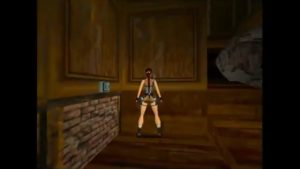 Tomb Raider 2 Level 4 Boulders