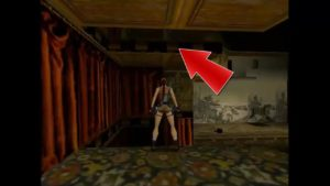 Tomb Raider 2 Level 4 Second Level Auditorium