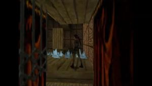 Tomb Raider 2 Level 4 Stage Wing