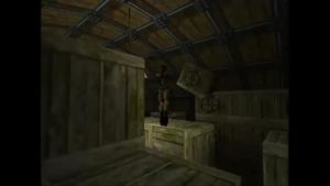 Tomb Raider 2 Level 4 Storage Room