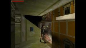Tomb Raider 2 Level 4 gunman