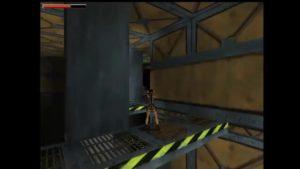 Tomb Raider 2 Level 5 Catwalk