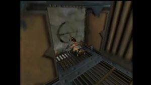 Tomb Raider 2 Level 5 Room with Walkways Block