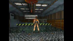 Tomb Raider 2 Level 6 Hook Platform