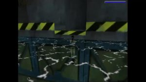 Tomb Raider 2 Level 6 Pool Section