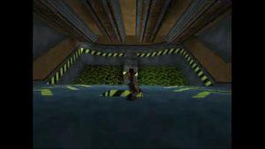 Tomb Raider 2 Level 6 Silver Dragon