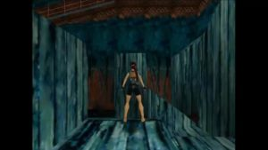Tomb Raider 2 Level 7 Crate Room