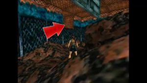 Tomb Raider 2 Level 7 Dirt Room Exit