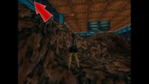 Tomb Raider 2 Level 7 Dirt Rooms