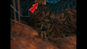 Tomb Raider 2 Level 7 Second Dirt Room