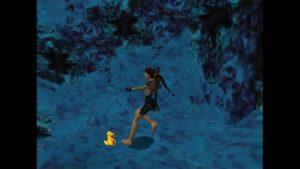 Tomb Raider 2 Level 8 Golden Dragon