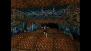Tomb Raider 2 Level 8 Huge Ducts
