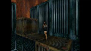 Tomb Raider 2 Level 8 Movable Blocks
