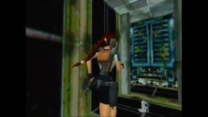 Tomb Raider 2 Level 8 Silver Dragon