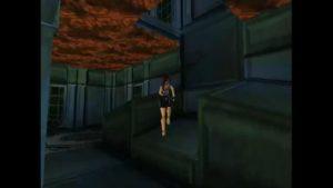 Tomb Raider 2 Level 8 Trapdoor