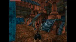 Tomb Raider 2 Level 9 Engine Room