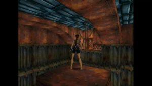 Tomb Raider 2 Level 9 Engine Room Switch