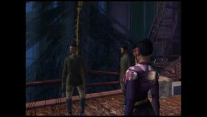 Knights of the Old Republic Kashyyyk - Eli and Matton