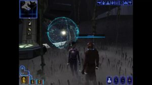 Knights of the Old Republic Kashyyyk Star Map