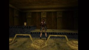 Tomb Raider 2 Level 12 First Prayer Wheel